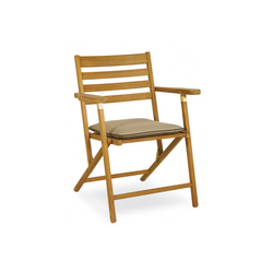 16001 Ship to Shore Dining Arm Chair | Sillas de jardín | Sutherland