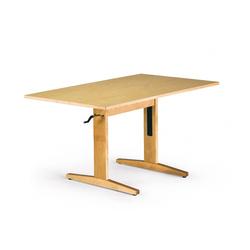 Selezionata di tavoli da pranzo regolabile in altezza su - Altezza tavoli da pranzo ...