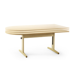 Bo dining table | Tavoli | Helland