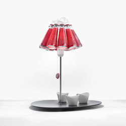 Campari Bar | Table lights | Ingo Maurer