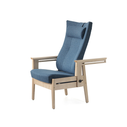 Bo recliner chair | Armchairs | Helland