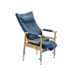 Bo recliner chair | Poltrone | Helland