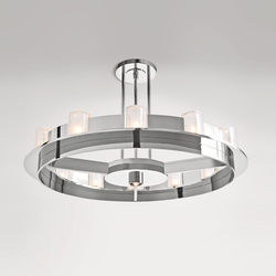 95414 Midi Chandelier | Ceiling suspended chandeliers | Sutherland