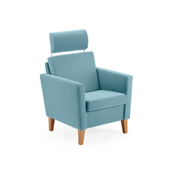 Bo armchair | Sessel | Helland