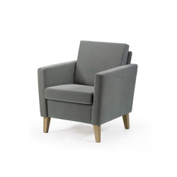 Bo armchair | Elderly care armchairs | Helland