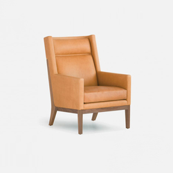 Sillones-Asientos-Galway Lounge Chair-Troscan Design + Furnishings