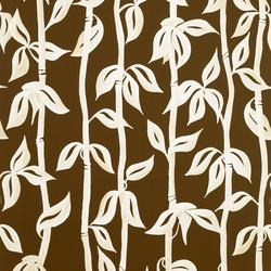 Palm Springs Chocolate | Wall coverings / wallpapers | LULU DK