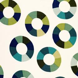 Color Wheel Vine | Drapery | LULU DK