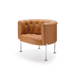 Haussmann 310 | Loungesessel | Walter Knoll