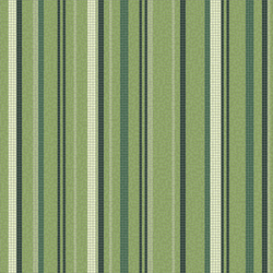 Varied Stripes Emerald | Glass mosaics | Artaic