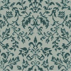 Malti Turquoise | Wall mosaics | Artaic