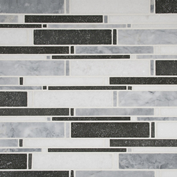 Horizonte Mosaic Barcelona Blend | Mosaïques en pierre naturelle | Complete Tile Collection
