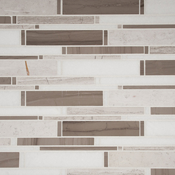 Horizonte Mosaic Timestone Blend | Mosaicos de piedra natural | Complete Tile Collection