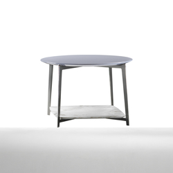 Double small table | Mesas de centro | Flexform