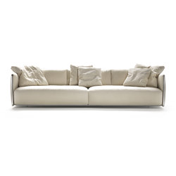 Edmond Sofa | Loungesofas | Flexform