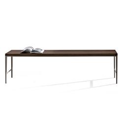 Antares bench | Benches | Maxalto