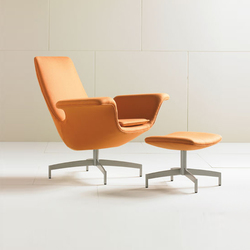 Dialogue Lounge Seating | Loungesessel | HBF Furniture