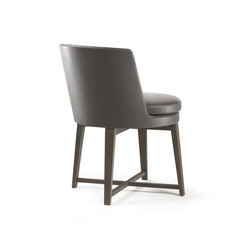 Feel Good Armchair | Restaurant chairs | Flexform