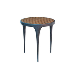 Flow round side table | Side tables | Henry Hall Design