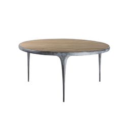 Flow round dining table | Mesas de comedor de jardín | Henry Hall Design