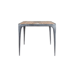 Flow square dining table | Dining tables | Henry Hall Design