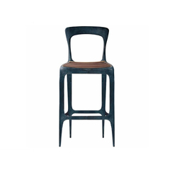 Flow bar stool | Sgabelli bar | Henry Hall Design
