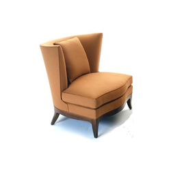 Geneva Club Chair | Poltrone lounge | Donghia
