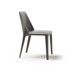 Isabel | Restaurant chairs | Flexform