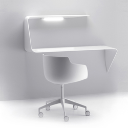 Mamba shelf/desk | Scaffali luminosi | MDF Italia