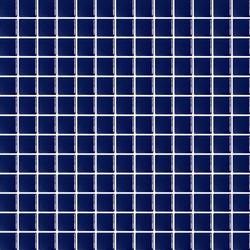 Lisos & Nieblas azul cobalto | Glass mosaics | Togama