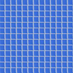 Lisos & Nieblas azul medio | Glass mosaics | Togama
