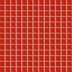 Lisos & Nieblas rojo | Glass mosaics | Togama