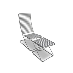 Parc Lounge no arms | Exterior chairs | Landscape Forms