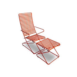 Parc Lounge with arms | Exterior chairs | Landscape Forms