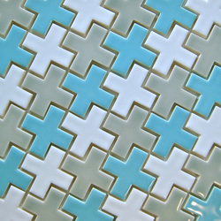 "Plus Mosaic 4"" Regulated Mix 
