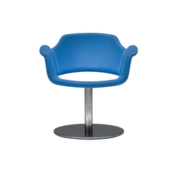 Paz Guest Chair Disc Base | Restaurant chairs | Stylex