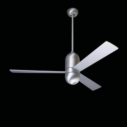 Cirrus brushed aluminum | Ventiladores de techo | The Modern Fan