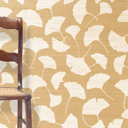Montague Grasscloth Snow | Wall coverings / wallpapers | twenty2