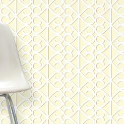 Peelaboo Buttercream   Wallcoverings   twenty2