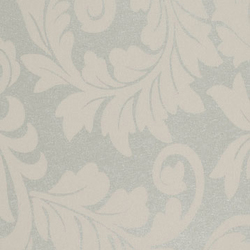 Tiara Scroll Silver Mist | Wall coverings | Vycon