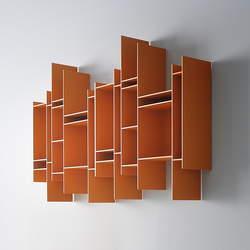 Randomito | Office shelving systems | MDF Italia