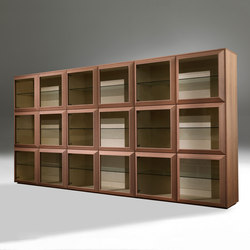 Kvadro | Display cabinets | Porada