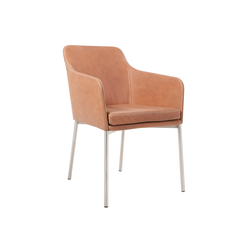 Youma Armchair | Visitors chairs / Side chairs | KFF