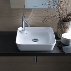 Starck 2 - Above counter basin | Wash basins | DURAVIT
