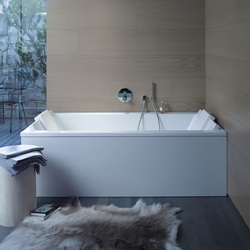 Starck 2 - Bathtub | Built-in bathtubs | DURAVIT