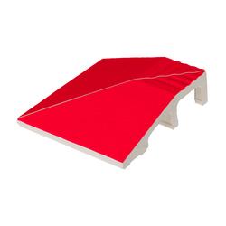 Grip angle Rosso | Carrelage pour sol | Ceramica Vogue