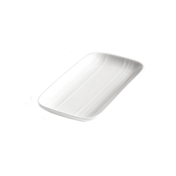 Opti quadra side plate | Dinnerware | Covo
