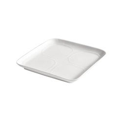 Opti quadra dinner plate | Services de table | Covo