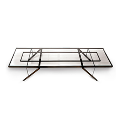 Iron Coffee Table | Tavolini salotto | William Haines Designs