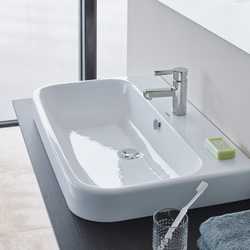 Happy D.2 - Above counter basin | Wash basins | DURAVIT